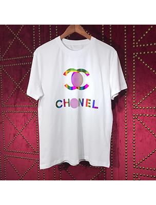 0a5dd4a162ef シャネル CHA19SS男性服 通販 メンズファッション 半袖Tシャツ_NEW_ ...